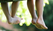 Help Your Child Put Their Best Foot Forward