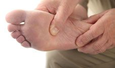 Diabetes Can Take a Toll on Your Feet